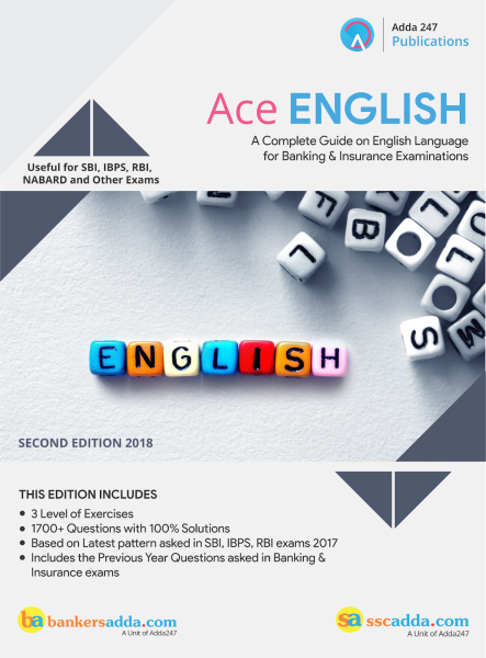 Ace English Cover Page